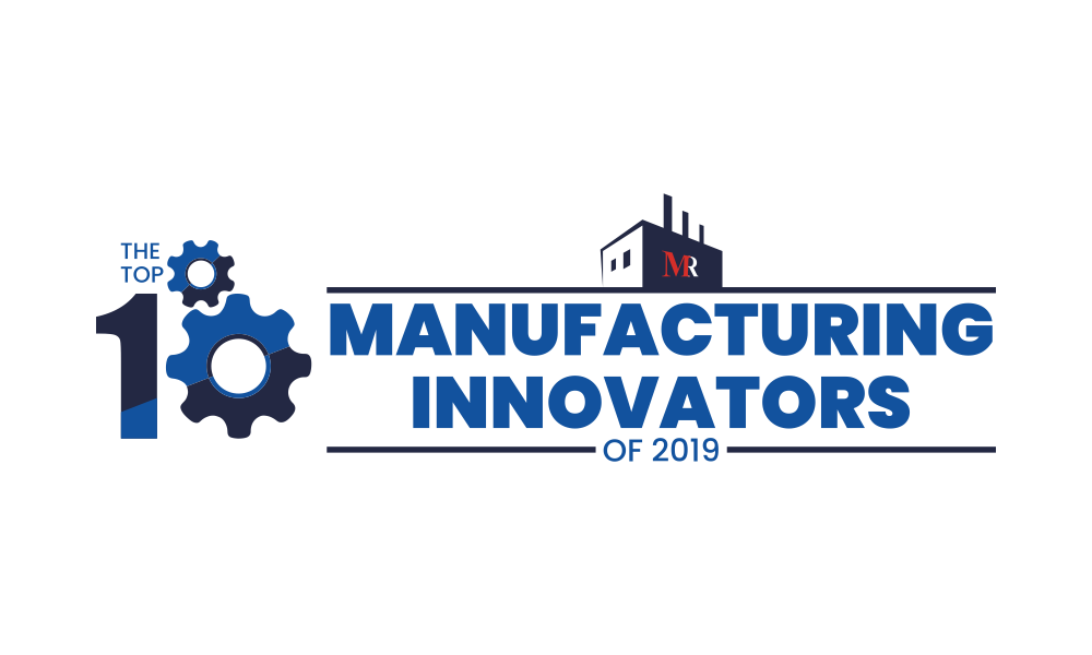 Top 10 Manufacturing Innovators Logo