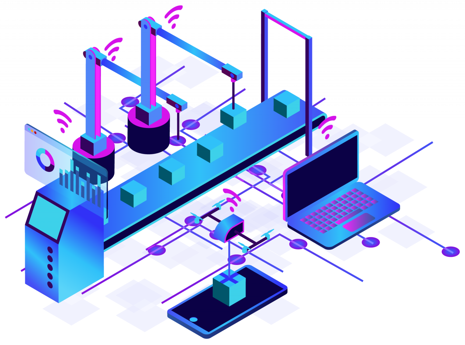 Industrial & Manufacturing Smart Factory