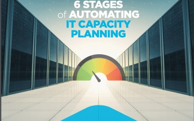 Capacity Planning 6 Stages to Automating IT Resource Management
