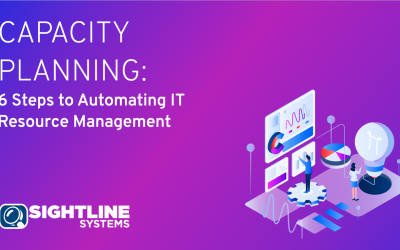 Capacity Planning: 6 Steps to Automating IT Resource Management