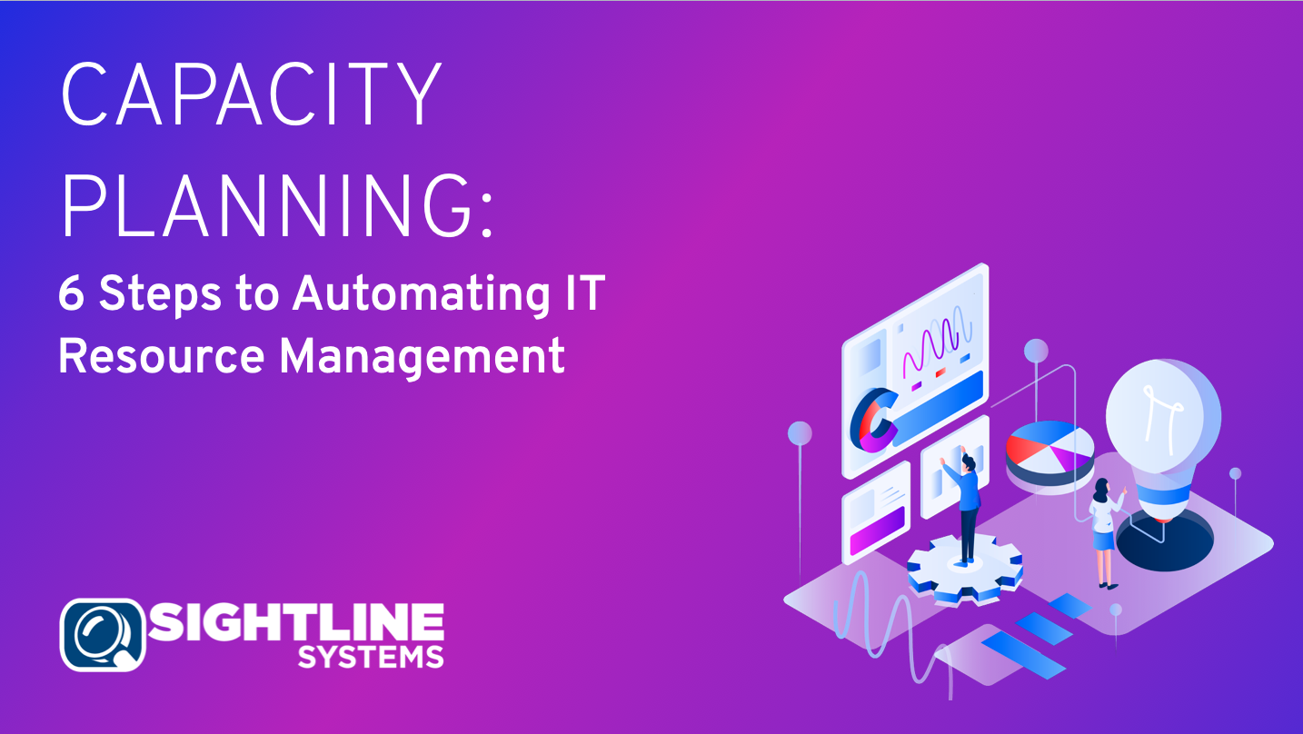 6 Stages of Automating IT Capacity Planning